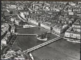 11283649 Geneve GE Ile Rousseau Les Ponts Genève - GE Geneva
