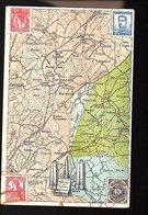 België Moresnet, Nederland Duitsland (B5-17) - Francobolli (rappresentazioni)