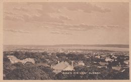 RP: DURBAN , South Africa , 1910s ; Bird's Eye View - Afrique Du Sud