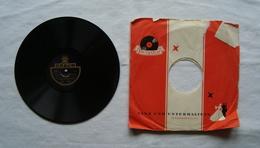 Vinile Cantate Di Legionari Tenore Masseglia Col Mazzoli Di FIori Gallo Anni 30 - Vollständige Sammlungen