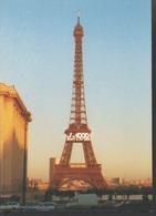 """PARIS """" 75"""" __TOUR EIFFEL   TROCADERO   J-1000 Avant  L'AN 2000 - Tour Eiffel"""