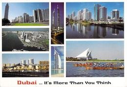 Asie -Emirats Arabes Unis United Arab Emirates Views Of DUBAI  Timbre Stamp United Arab Emirates - Emirats Arabes Unis