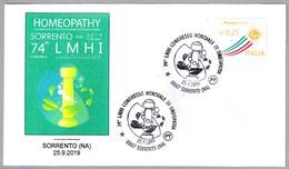 74 LMHI CONGRESO MUNDIAL DE HOMEOPATIA - HOMEOPATHY. Sorrento, Napoli, 2019 - Medicina