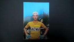 7 Cartes Coureurs Cyclistes  - Wielrennen  Eddy Merckx - Herman Van Springel - Roger De Vlaeminck - Cyclisme
