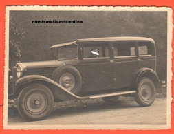FIAT ? Auto Cars Anni '30 Auto Belle Epoque Targa TO Vehycles - Automobiles