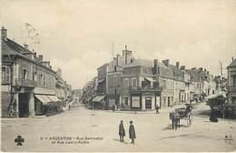 ARGENTON  - Rue Gambetta Et Rue Ledru Rollin - 9 - France