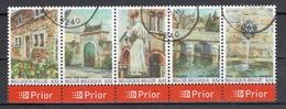 BELGIE: COB 3541/3545 Gestempeld. - Belgium