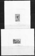 MAURITANIE - N° 224 - JEUX OLYMPIQUES 1968 - GRANDE PATINOIRE - VILLE OLYMPIQUE GRENOBLE - EPREUVE ETAT SIGNEE. - Verano 1968: México