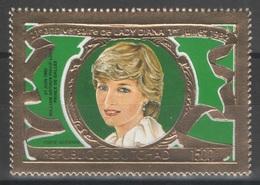 Tchad - YT PA 240 ** MNH - 1982 - Lady Diana - Ciad (1960-...)