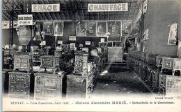 27 BERNAY - Maison Alexandre Marié - Quincaillerie De La Charentonne - Foire Exposition Poele Chauffage - Bernay