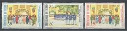 Tchad - YT 316-318 ** MNH - 1976 - Ciad (1960-...)