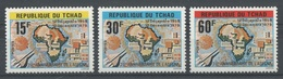 Tchad - YT 377-379 ** MNH - 1980 - Ciad (1960-...)
