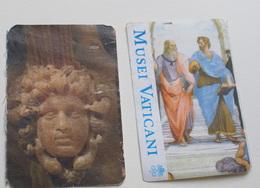 VATICAN 2019, THE ENTRANCE TICKETS VATICAN MUSEUM AND SAN PIETRO DOME - Tickets - Entradas