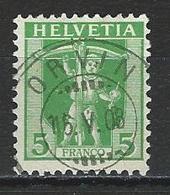 SBK 103, Mi 97 Stempel Orvin - Used Stamps