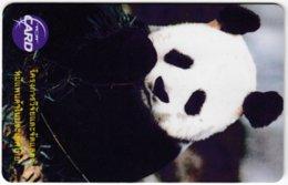 THAILAND F-367 Chip TOT - Animal, Panda - Used - Thailand