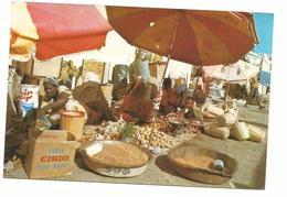 DJIBOUTI ETALAGE TYPIQUES 1960/70 Voir Detail Annonce Scan - Gibuti