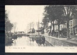 Sluis - Kaai - 1900 - Sluis