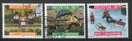 15877 SUISSE N°1664/6°  Pro Juventute 2000   TB - Pro Juventute