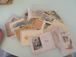 1 LOT VIEUX PAPIERS DIVERS CHROMOS,DOCUMENTS (( Lot 262 )) - Vieux Papiers