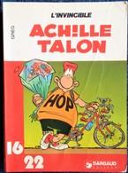 GREG - Achille Talon - L'invincible - 16 / 22 - Dargaud N° 52- ( 1980 ) . - Flash