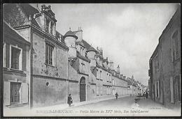 CPA 28 - Nogent-le-Rotrou, Vieille Maison Du XVIe Siècle - Rue Saint-Laurent - Nogent Le Rotrou