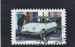 FRANCE 2014 ADHESIF OBLITERE YT 1029 - - France