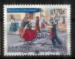 Ball De Bastons,baile De Bastones, Danse De La Canne, 2017, Cancelado, 1a Calidad - Gebraucht