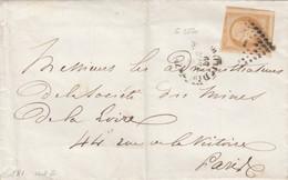 LETTRE PARIS  / 1 - 1849-1876: Classic Period