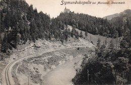 SIGMUNDSKAPELLE BEI MARIAZELL-STEIERMARK-1910 - Mariazell