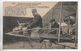 APPAREIL H. FARMAN LANCE TORPILLE PILOTE PAR LE LIEUTENANT MAILFERT - AVIATION / AVIATEUR - Airmen, Fliers