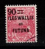 Wallis Et Futuna - YV 34 Oblitere - Wallis-Et-Futuna