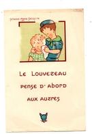 Image Scout Delastre Louveteau - Old Paper