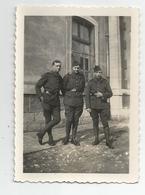 Photographie Fraize 88 Vosges Caserne Du 158 Ri  Photo 9,x6,3 Cm Env - Guerre, Militaire