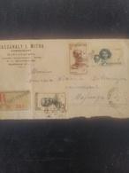 Lettre Reommandée Maevatanana. - Madagascar (1889-1960)