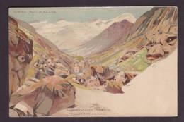 CPA Killinger Montagne Art Nouveau Surréalisme Montage Non Circulé N° 131 - Mechanical