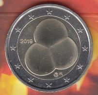 @Y@  Finland   2 Euro Commemorative  2019    (10) - Finlande