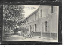 17-ILE D'OLERON-*Saint-DENIS*-Une Vue Animée De L'ABBAYE De L'ORMEAU- - Ile D'Oléron