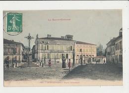 31 MONTASTRUC PLACE D ORLEANS CPA BON ETAT - Montastruc-la-Conseillère