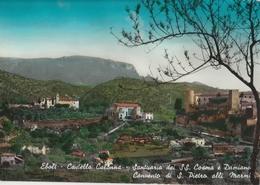 Cartolina - Postcard /  Viaggiata - Sent /  Eboli, Castello Colonna.,   ( Gran Formato )  Anni 50° - Altre Città