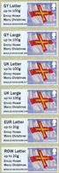 GUERNESEY Distributeurs Merry Christmas 6v 2015 Neuf ** MNH - Guernesey