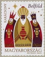 Hungary - 2019 - Christmas - Mint Self-adhesive Stamp - Unused Stamps