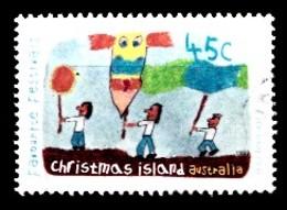 CHRISTMAS ISLAND 1999 Mi.nr.462 Kinderzeichnungen OBLITÉRÉS / USED / GESTEMPELD - Christmas Island