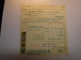 LANZO  TORINESE  -- TORINO  ----    DITTA PIETRO POESSIO - Italy