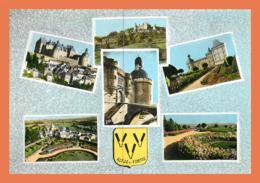 A675 / 205  24 - Chateau De HAUTEFORT Multivues - Frankreich