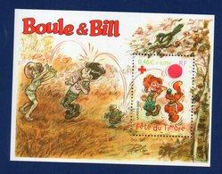 Bloc Feuillet  Boule Et Bill  NEUF** - Fumetti