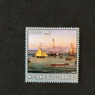 MOZAMBIQUE. MNH. 5R1705F - Barcos