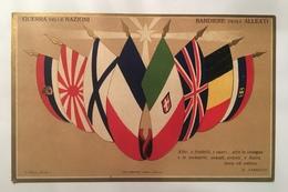 30084 Guerra Delle Nazioni - Bandiere Degli Alleati - Guerres - Autres