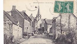 SERENT  -  RUE DU PAVE - France