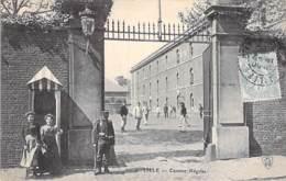 MILITARIAT Casernes - 59 - LILLE : Caserne NEGRIER - CPA - Côte D'Or - Casernes