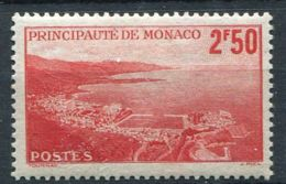MONACO ( POSTE ) : Y&T  N°  179  TIMBRE  NEUF  AVEC  TRACE  DE  CHARNIERE , A  SAISIR . - Monaco
